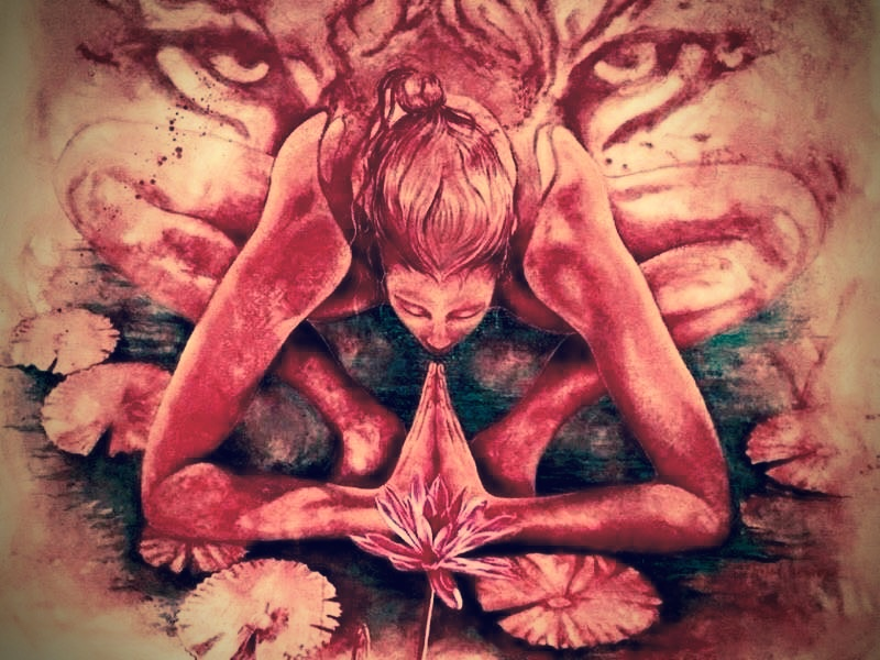 sacred womb workshop with Amyra Mah