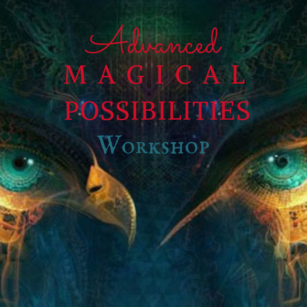 Advanced Magical Possibilities Course with Amyra Mah