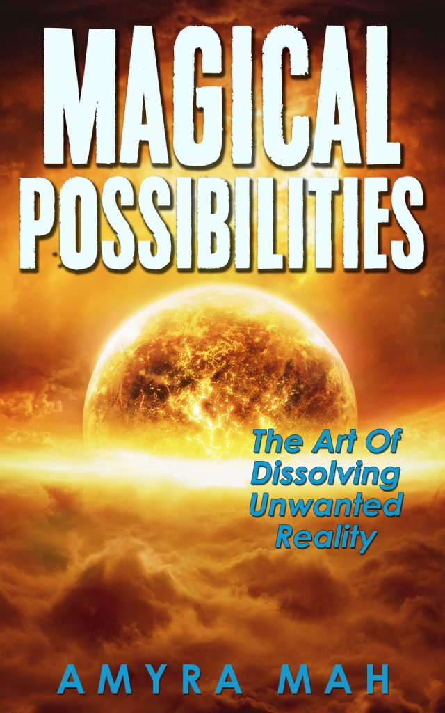 magical possibilities book by amyra mah