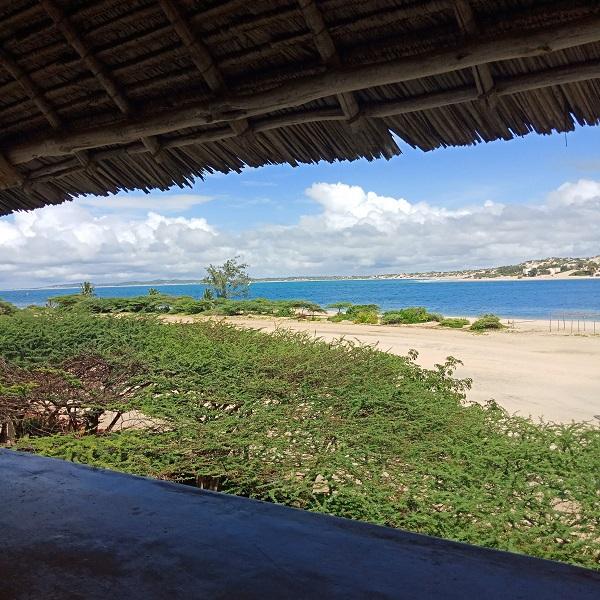 manda beach in lamu, kenya