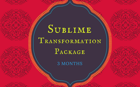 Sublime Transformation Package with Amyra Mah