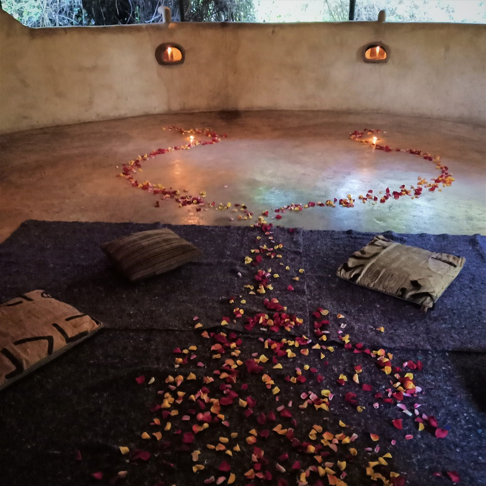 Ceremony in The Soul Temple, Amyra Mah